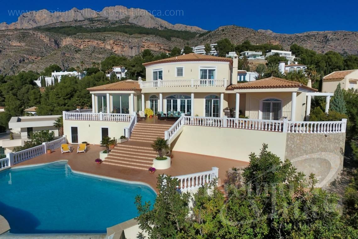 Luxe Villa in de Sierra de Altea in Altea - C2251 - Luxe villa op toplocatie in Altea 1