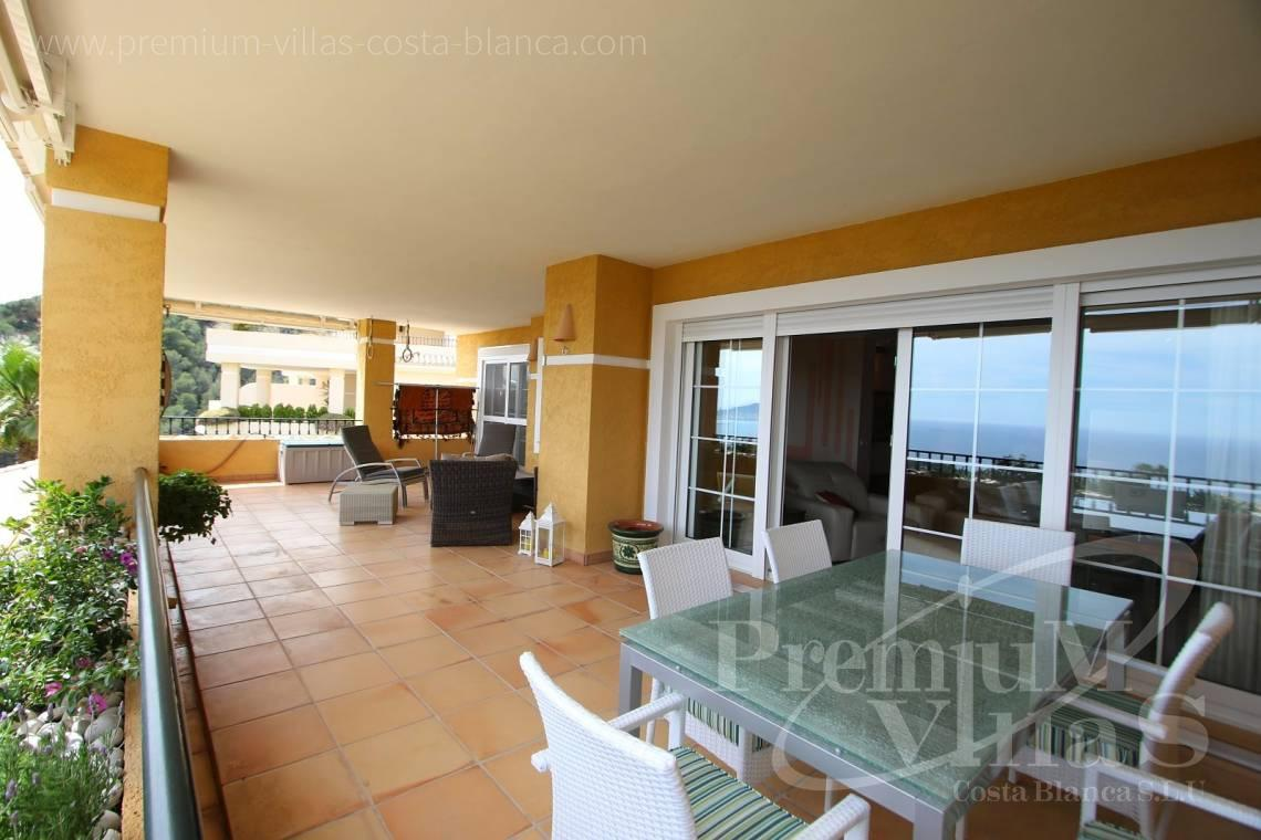 Kopen duplex penthouse appartement Altea Hills Costa Blanca - A0546 - Luxe appartement in Altea Hills, Ducado Real 4