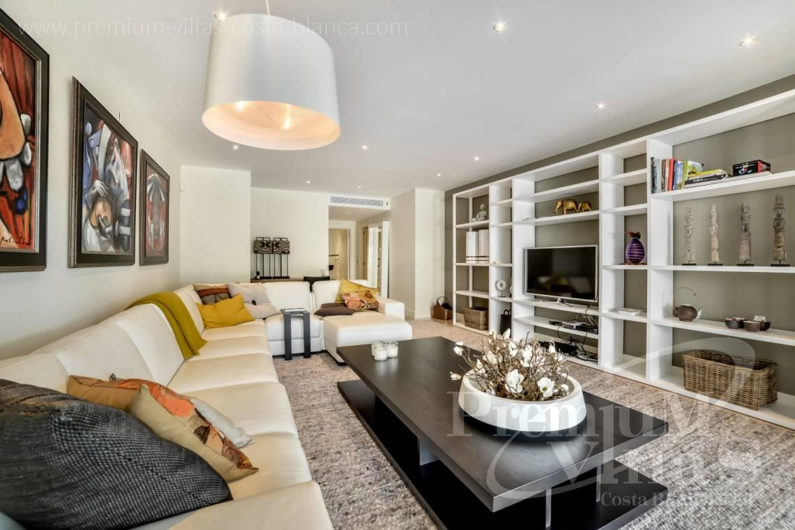 Luxe appartement in residentieel Mascarat Beach Altea Costa Blanca - A0606 - Erste lijn appartement in residentieel Mascarat Beach 7