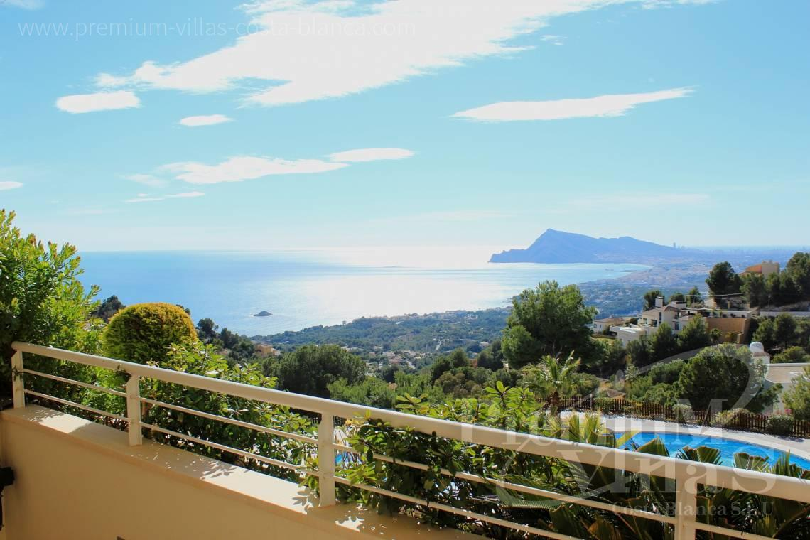 Appartement koopen in gebouw Panorama Hills Altea - A0436 - Top gerenoveerd appartement in Panorama Hills, Altea 1