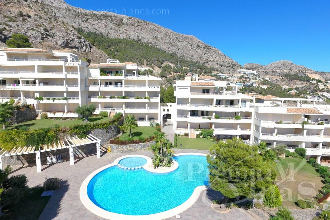 kopen appartement Altea Costa Blanca Spanje - A0436 - Top gerenoveerd appartement in Panorama Hills, Altea 2