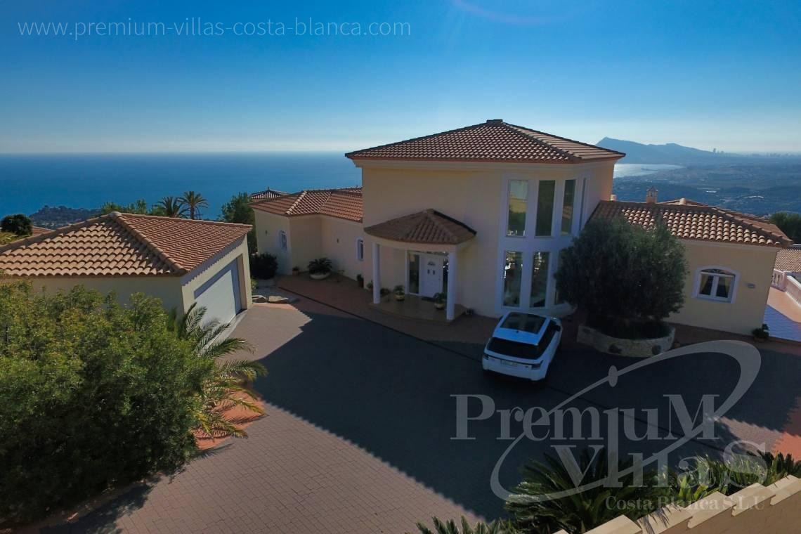 Luxe villa te koop bij Don Cayo Golf Club in Altea - C2251 - Luxe villa op toplocatie in Altea 3