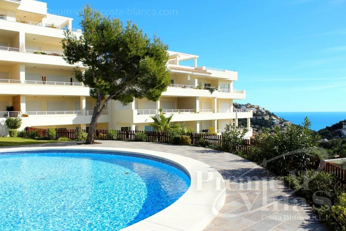 Appartement koopen in gebouw Panorama Hills Altea - A0436 - Top gerenoveerd appartement in Panorama Hills, Altea 21