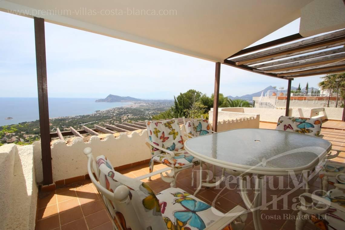 Villa dichtbij Don Cayo Golf Club in Altea Costablanca - C2056 - Villa met spectaculair uizticht over de hele baai 15