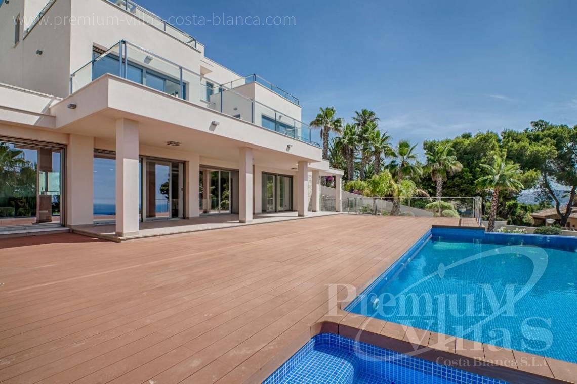 Moderne villa moraira costa blanca spanije moraira deze mooie