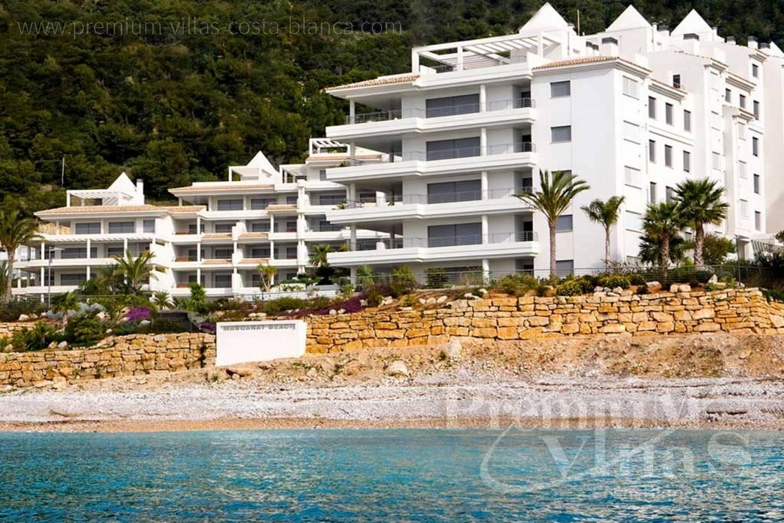 Luxe appartement in Mascarat Beach Altea - A0606 - Erste lijn appartement in residentieel Mascarat Beach 28