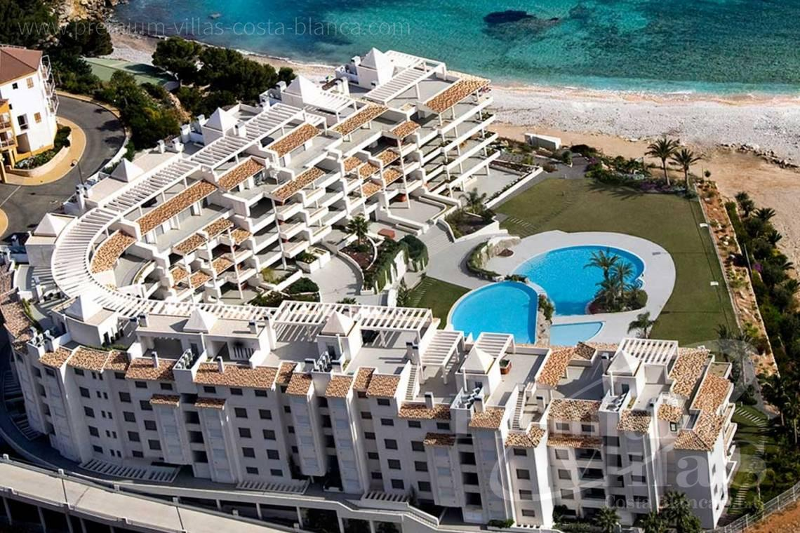Luxe appartement in residentieel Mascarat Beach Altea Costa Blanca - A0606 - Erste lijn appartement in residentieel Mascarat Beach 23
