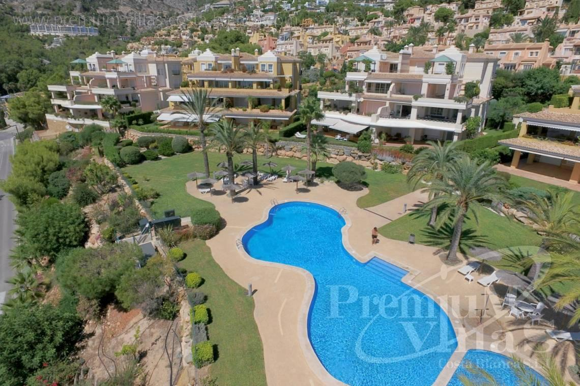 Kopen duplex penthouse appartement Altea Hills Costa Blanca - A0546 - Luxe appartement in Altea Hills, Ducado Real 2