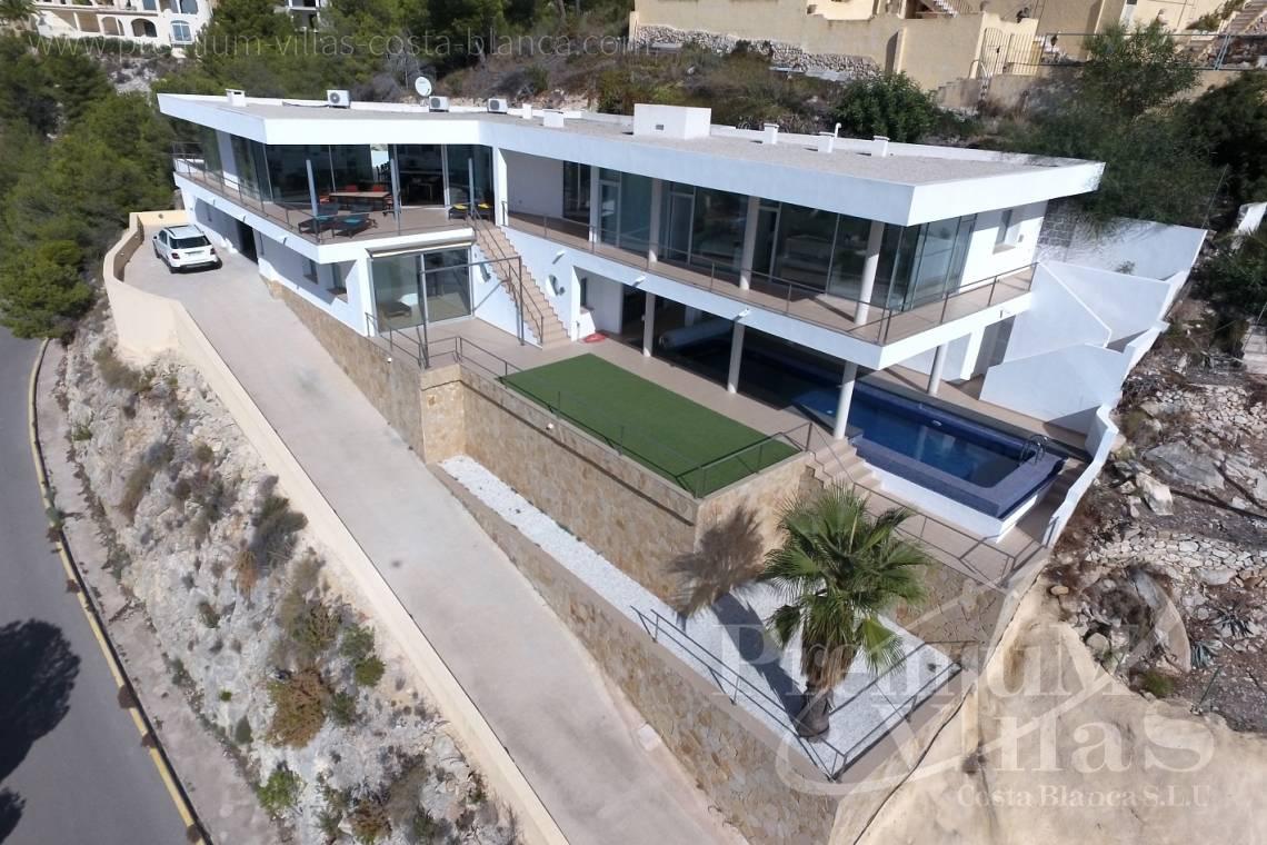 Modern huis altea costa blanca spanije moderne luxe villa te koop