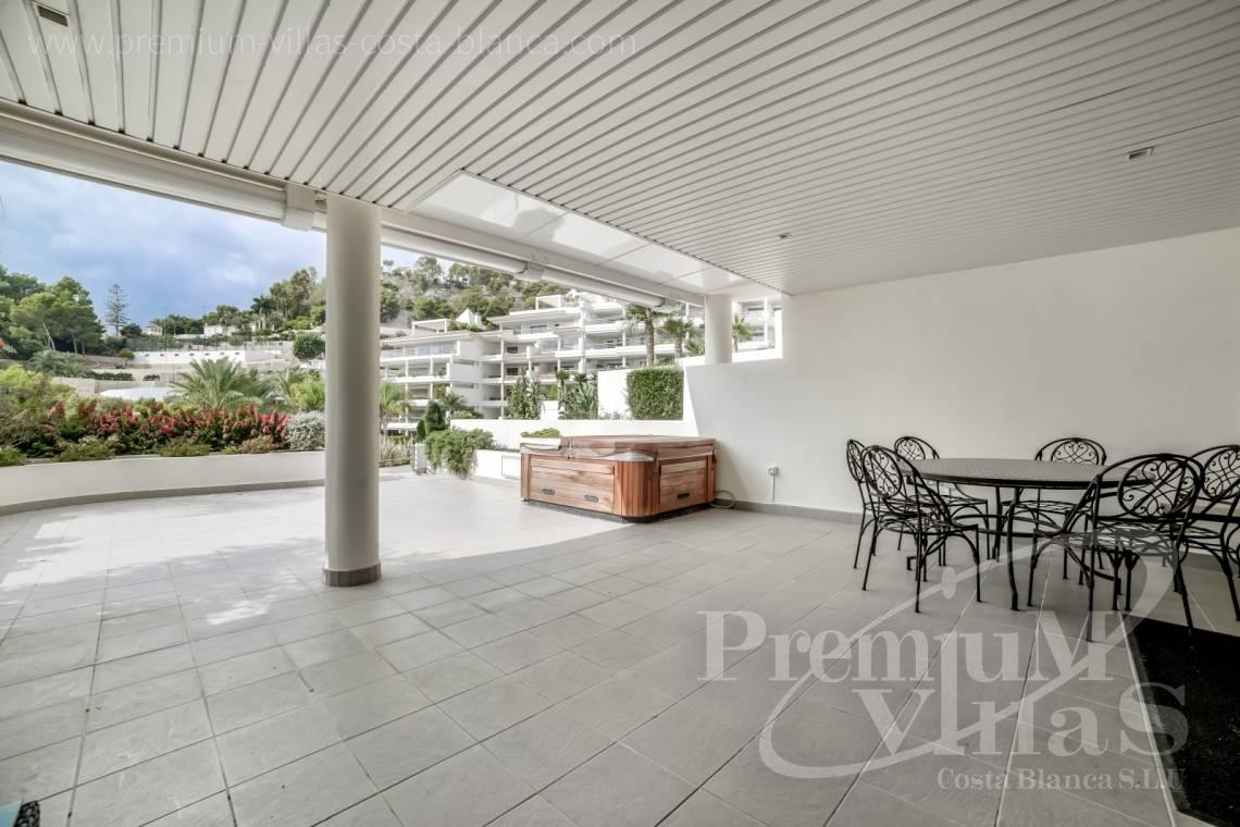 Luxe appartement met groot terras in Mascarat Beach Altea - A0606 - Erste lijn appartement in residentieel Mascarat Beach 5