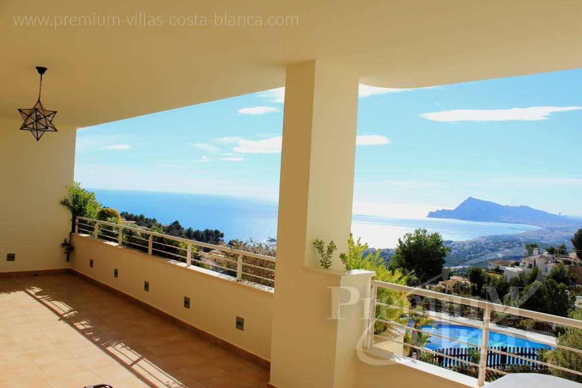 Penthouse appartement  met zeezicht Altea Costablanca - A0436 - Top gerenoveerd appartement in Panorama Hills, Altea 4