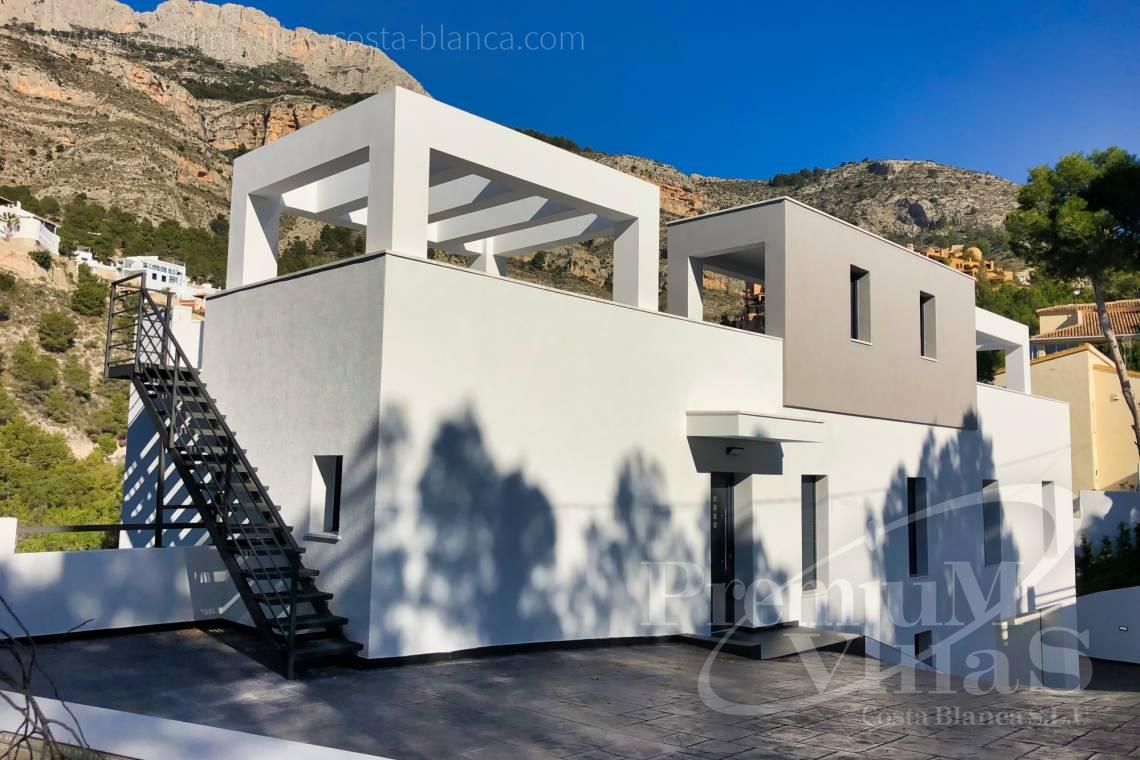 Moderne villa te koop in de Sierra de Altea - C2252 - Moderne villa bij Don Cayo Golf Club in Altea 21