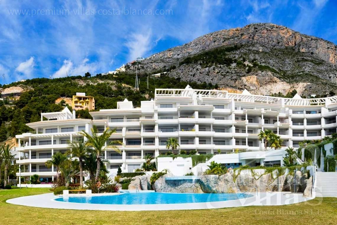 Luxe appartement in Mascarat Beach Altea - A0606 - Erste lijn appartement in residentieel Mascarat Beach 26