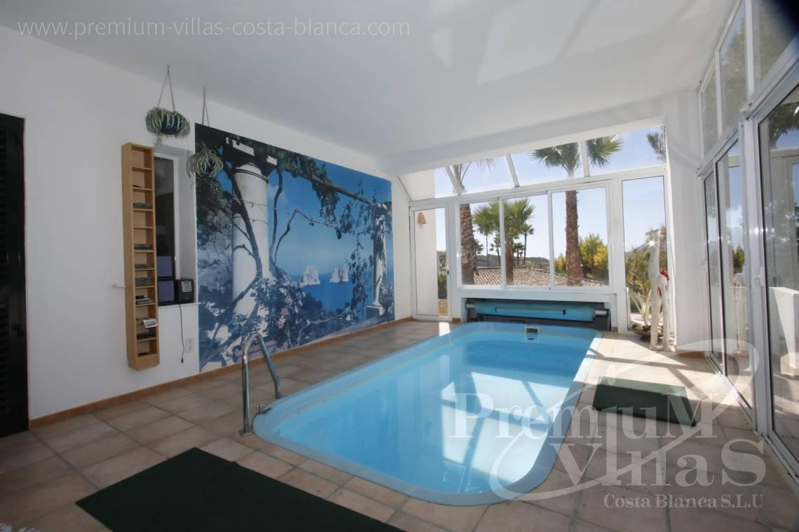 Lift In Huis : Modern huis altea costa blanca spanije huis met overdekt zwembad